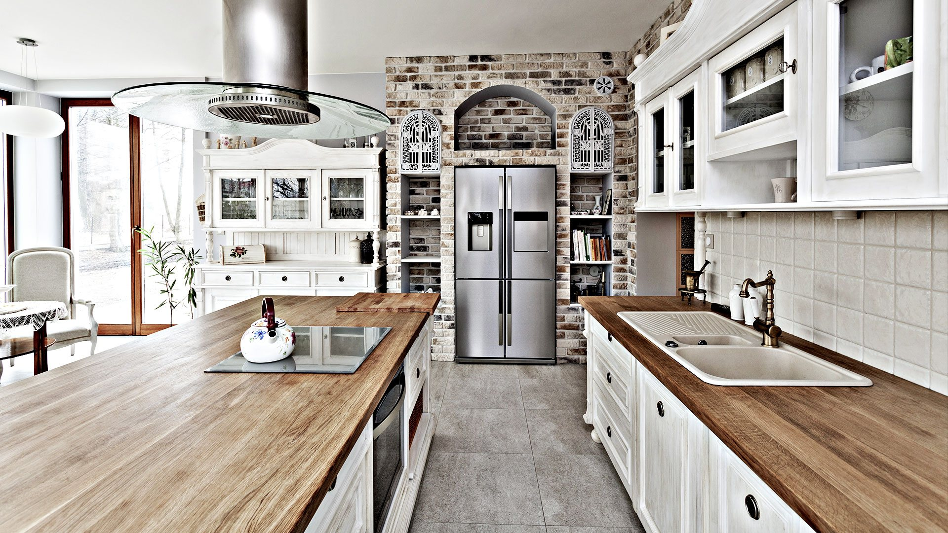 Mcfeniel Services LLC Remodeled Kitchen 1